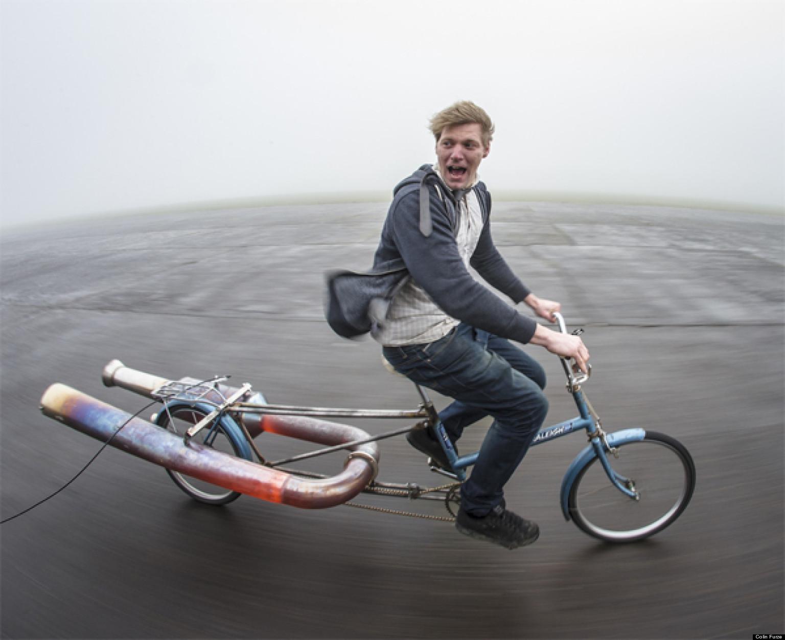 Как сделать велосипед быстрее, увеличить скорость своими руками 46